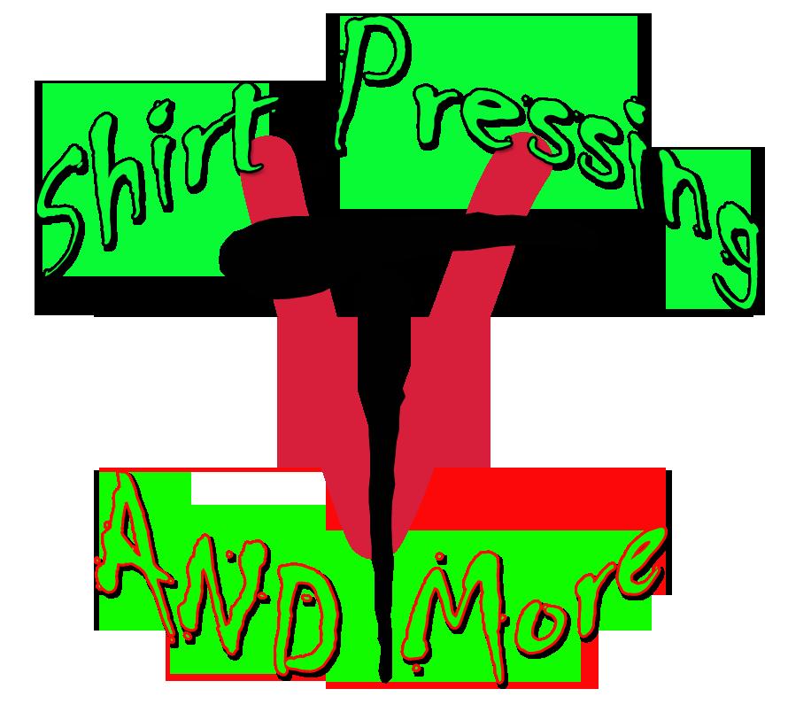 vt shirt presing