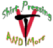 VT Shirt Pressing