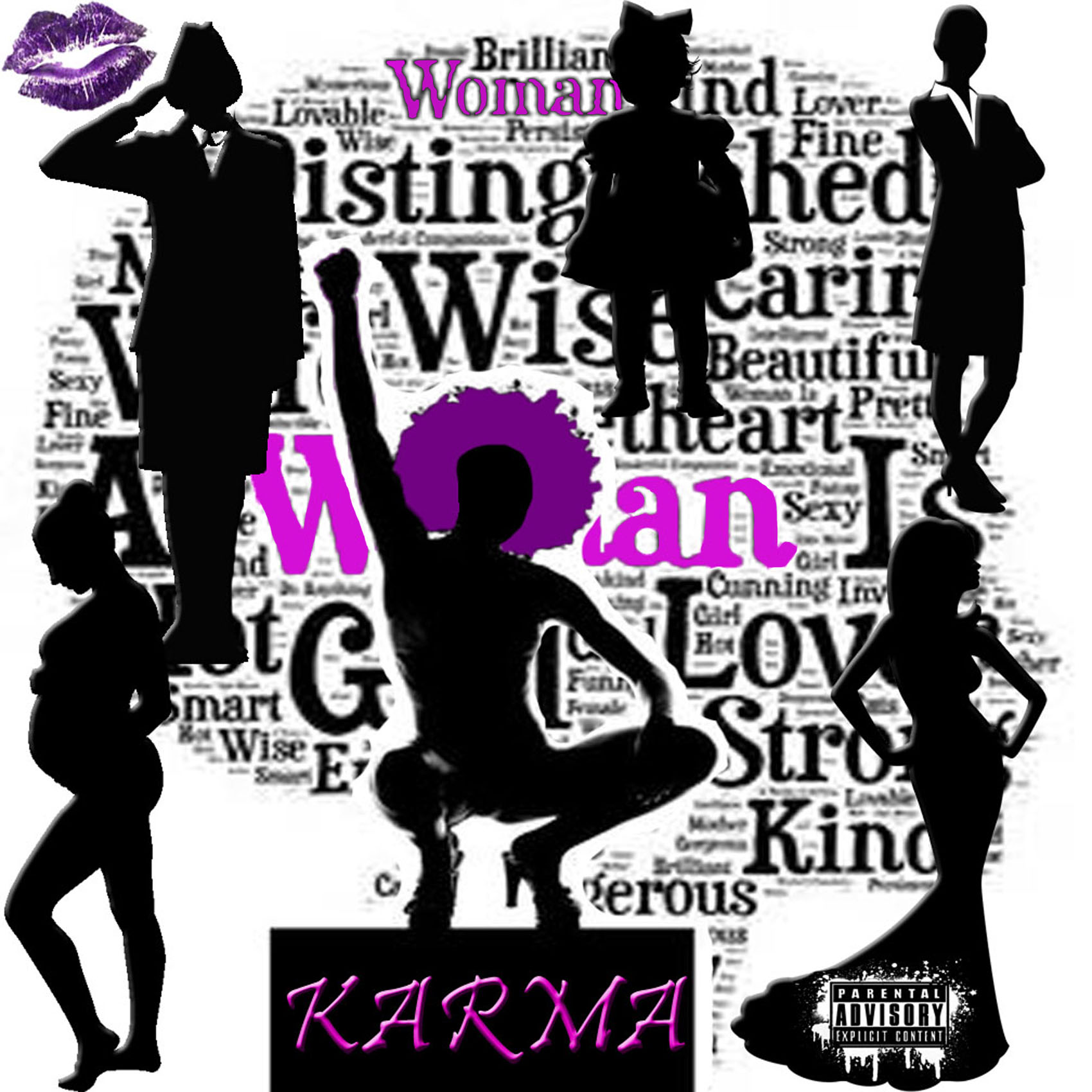 Karma's single WOMAN