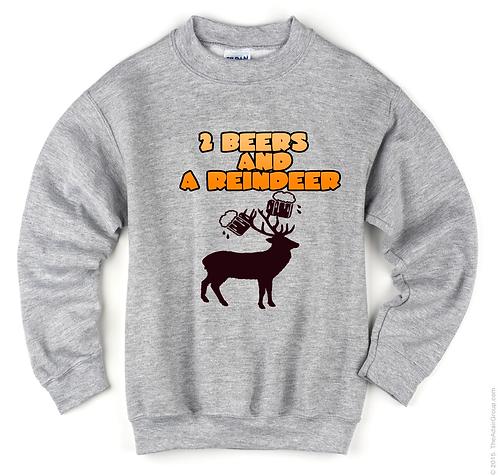Chirstmas SweatShirts Christmas Spirit Merch