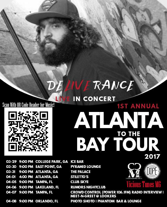 Atl to The Bay Tour