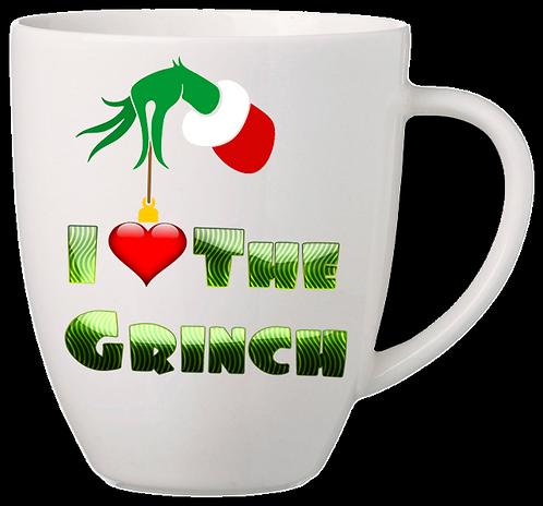 Christmas Spirit Coffee Mugs
