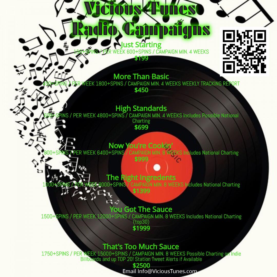 VTMG Radio Campaigns