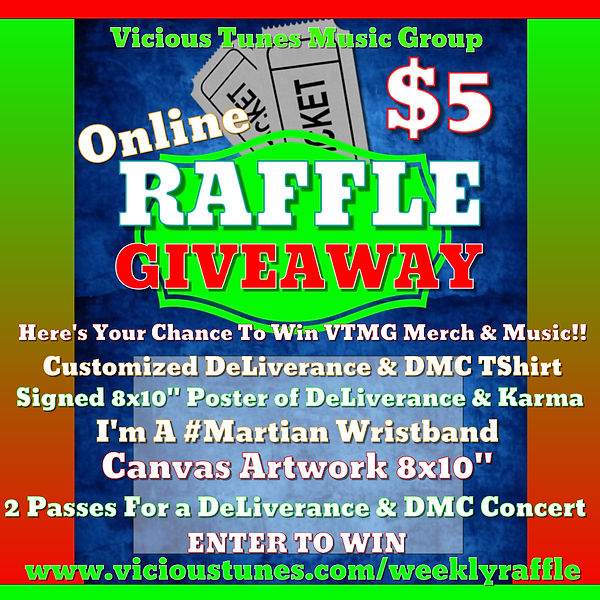 Copy of Raffle Giveaway - Made with Post