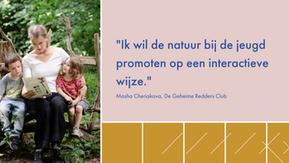 IDEAAL // De natuur promoten bij de jeugd op een interactieve wijze