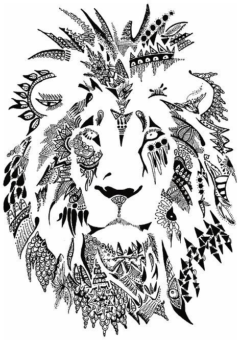Leão Maori