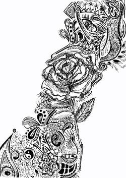 Flower Power Maori
