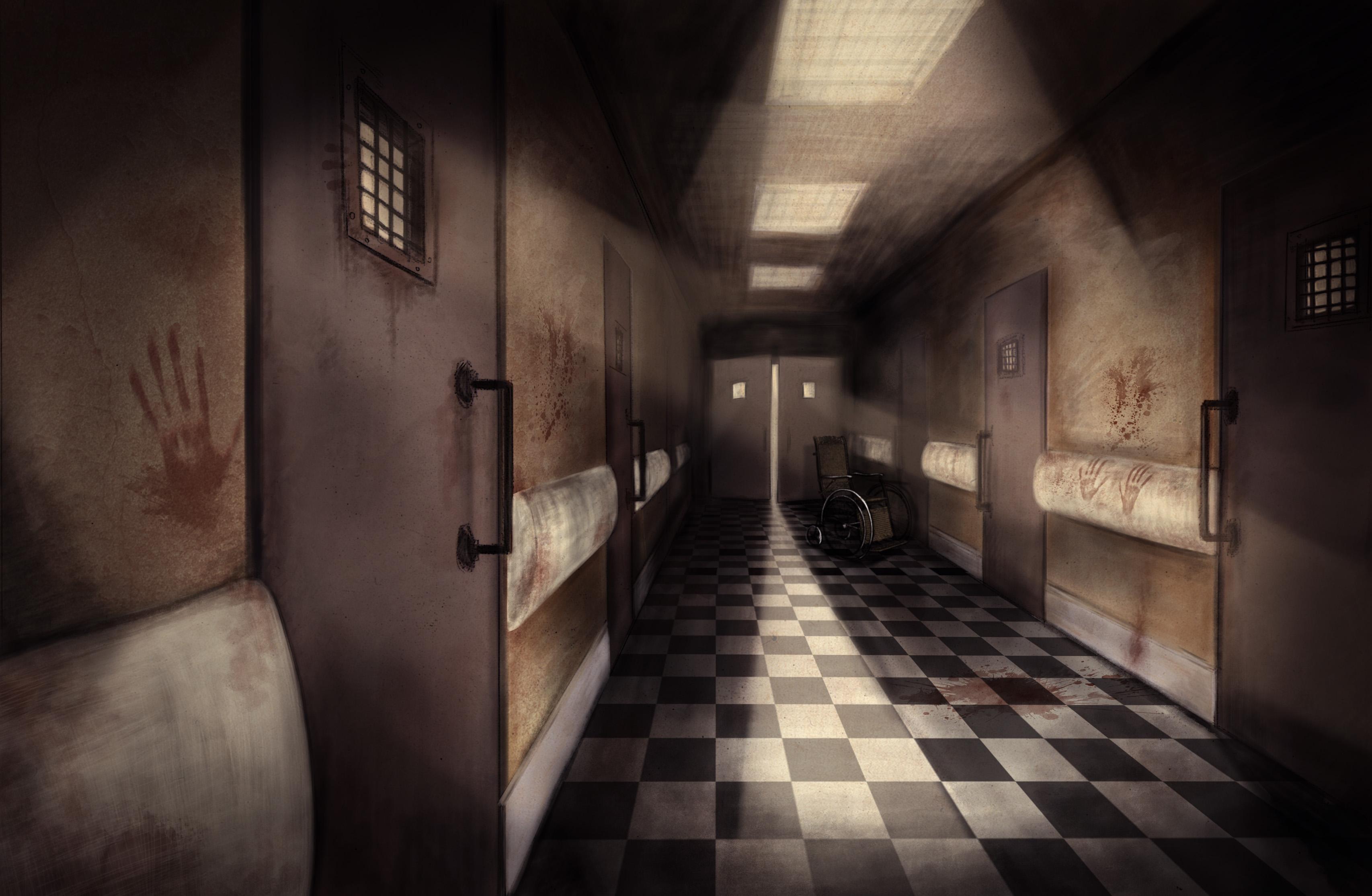 Ryhdderch-hallway