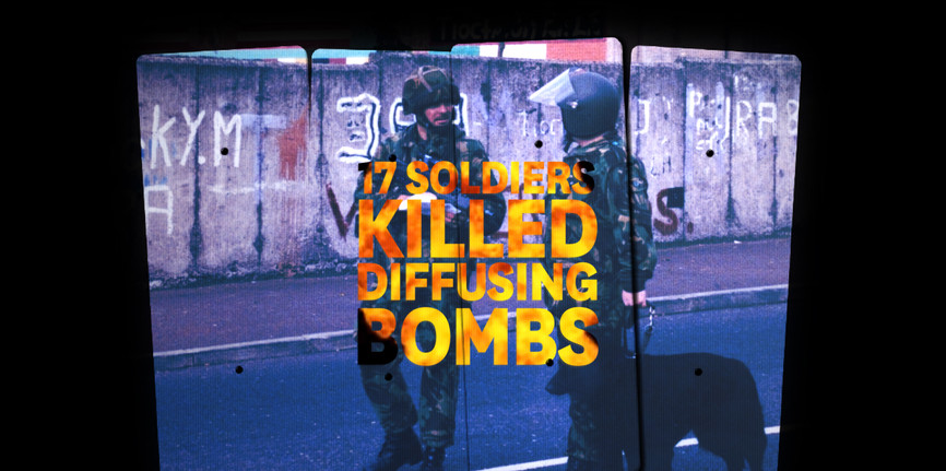 2. 17 soldiers killed diffusing bombs (0