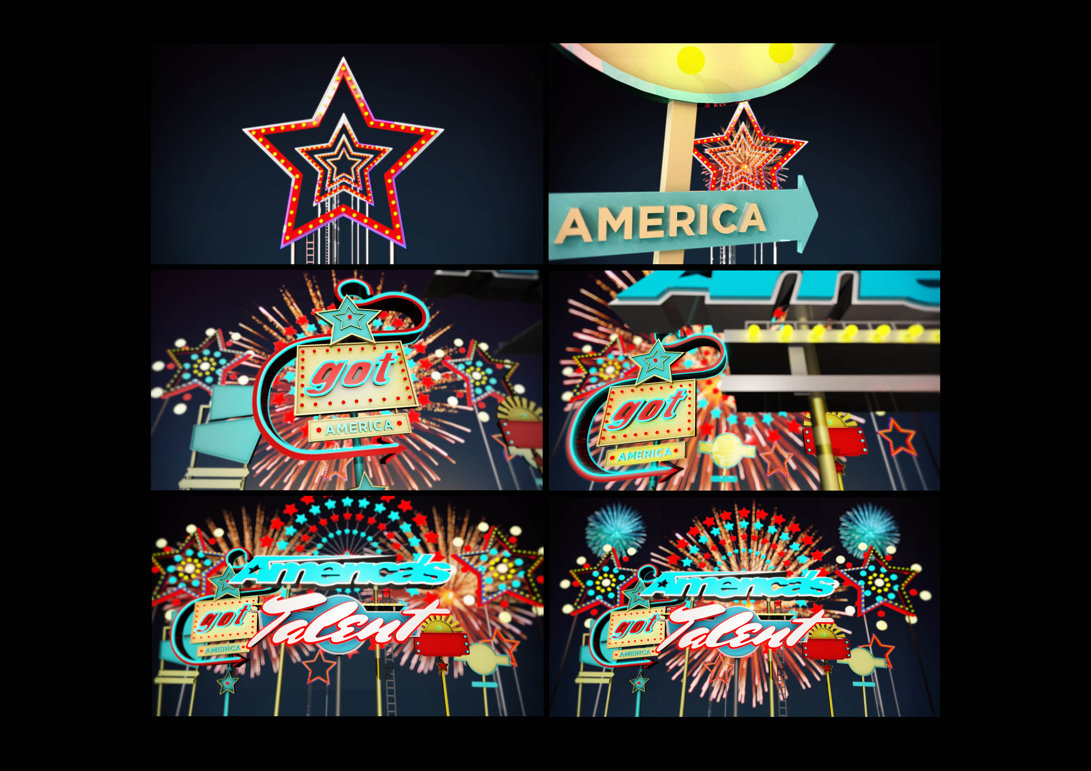 AGT EARLY BOARDS