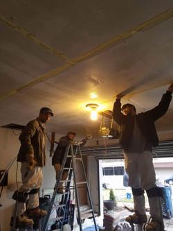 garage ceiling repair