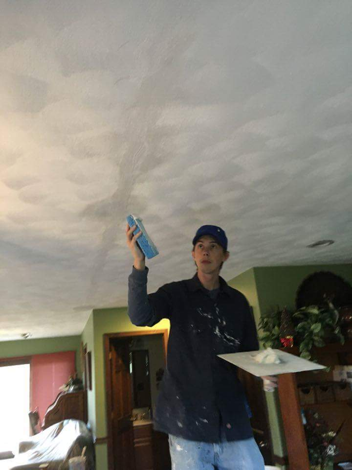 plaster crack repair