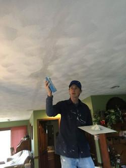 plaster crack repair
