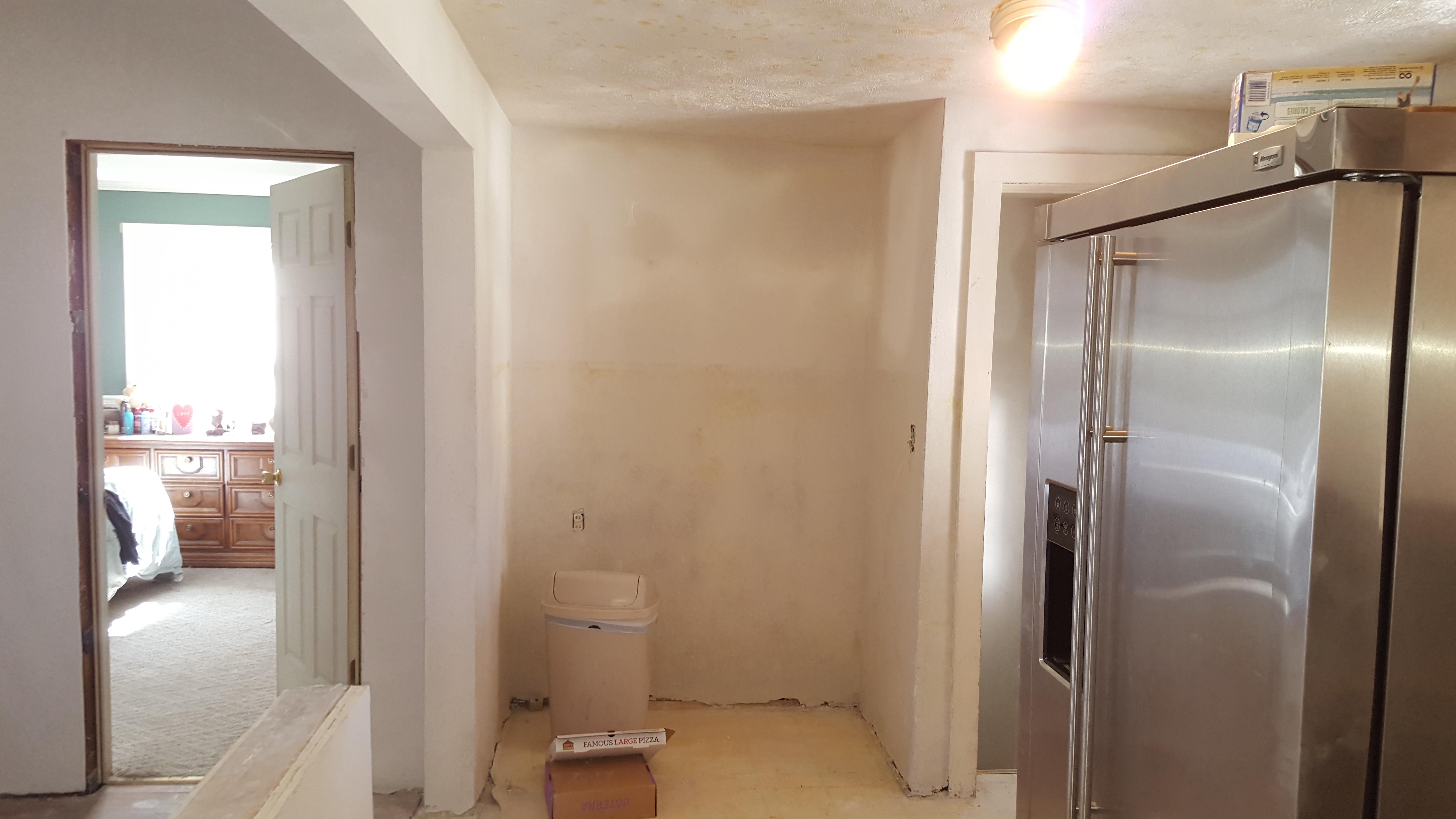 skim coat plaster finish