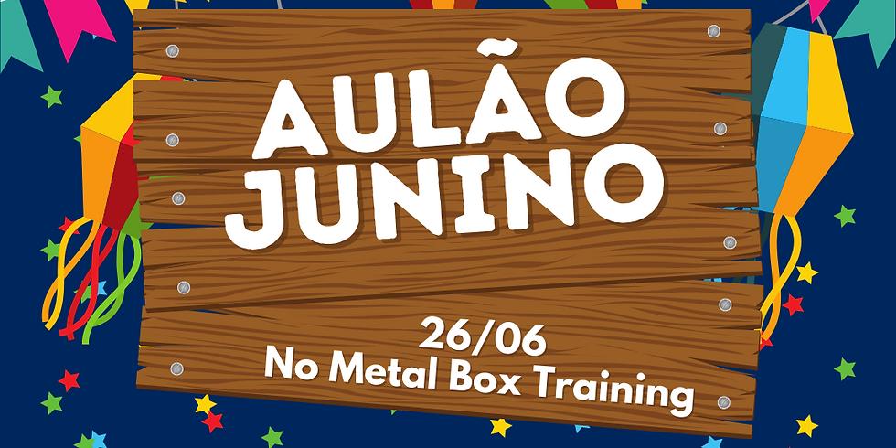 Aulão Metal Box Training