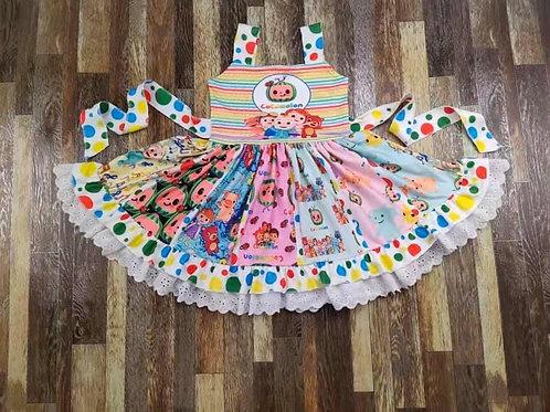 Coco Twirl Dress