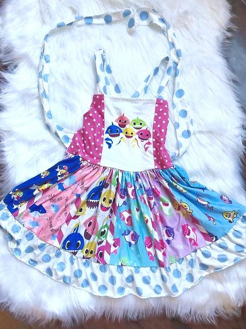 Sharky Twirl Dress