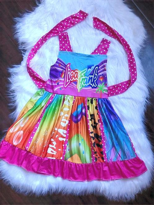 90's Twirl Dress