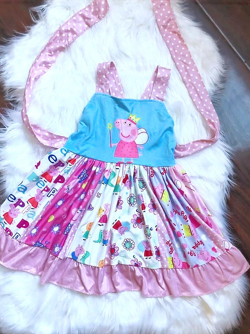 Piggy Twirl Dress