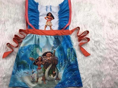 Cozy Princess dress selection