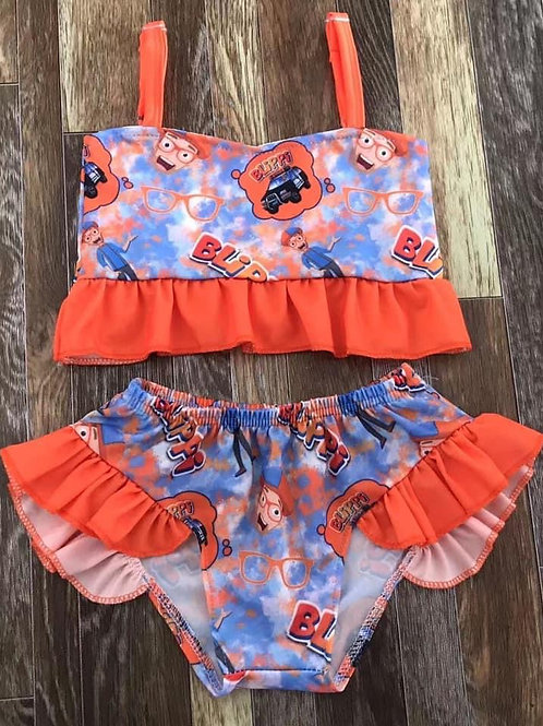 Blip two piece swimsuit (Pre-order)