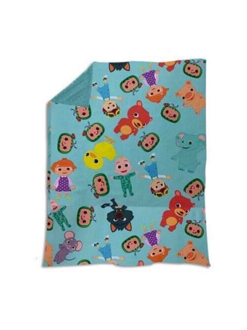 Coco Minky Blanket