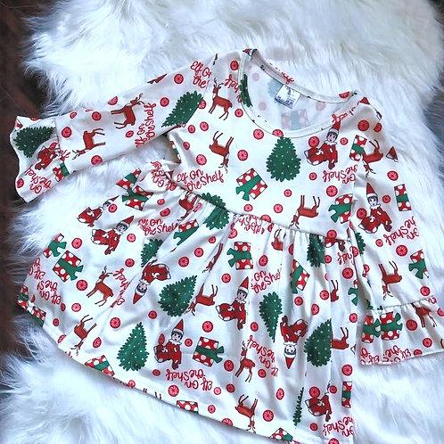 Elfy Inspired Dress