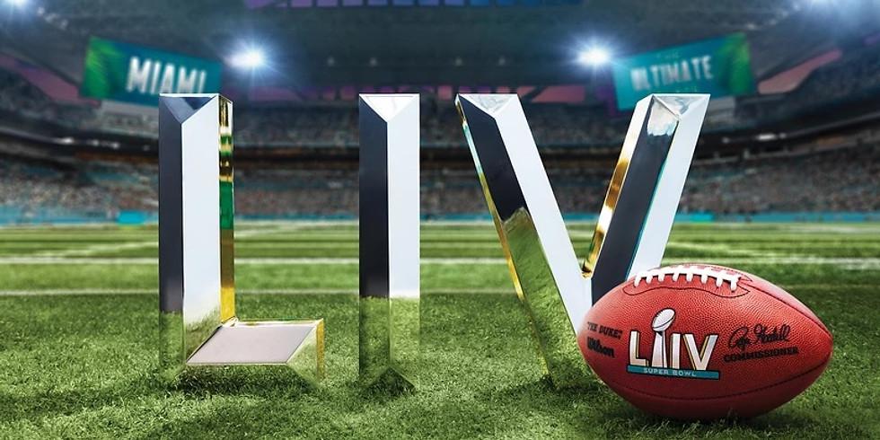 NFL Superbowl LIV