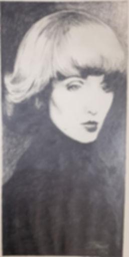 Zeichnung - Portrait - Diva Judith.jpg