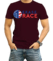 E.R.A.S.E. erase the race Tshirt