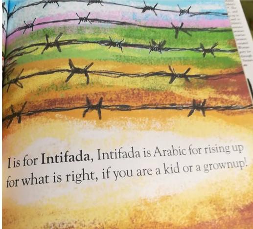 Jewish Journal 'P is for Palestine' Children's Book Under Fire