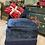 Thumbnail: Sapphire Blue Velvet Bedroom Chair