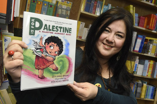 Kids' book called 'P Is for Palestine' is stirring up outrage among moms