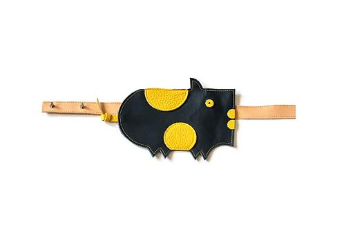DIDA belt bag Pig - Blue