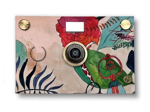 Dream digital paper camera