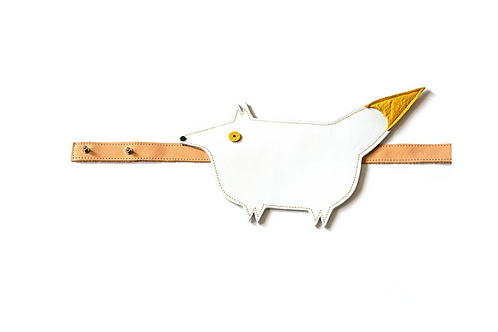 DIDA belt bag Fox- White