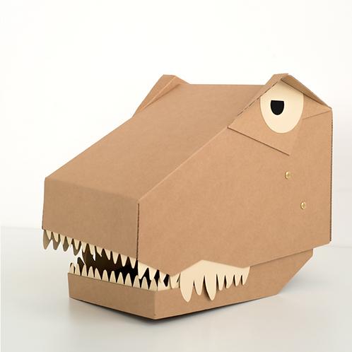 DIY T-Rex costume