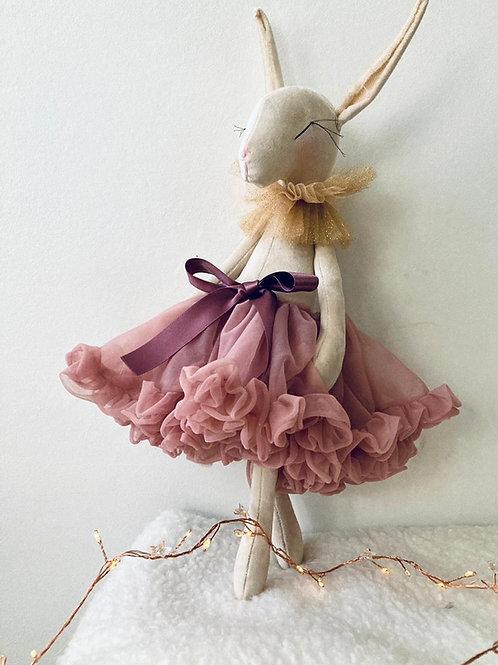 Miss Bunny ballerina - Rose Tutu