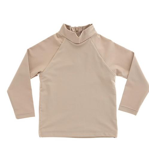 Nella rash shirt - Sand