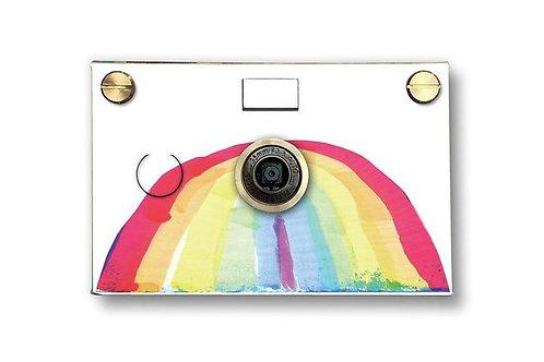 Amazing Rainbow digital paper camera