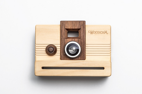 Wooden digital camera-Instant One 2.0
