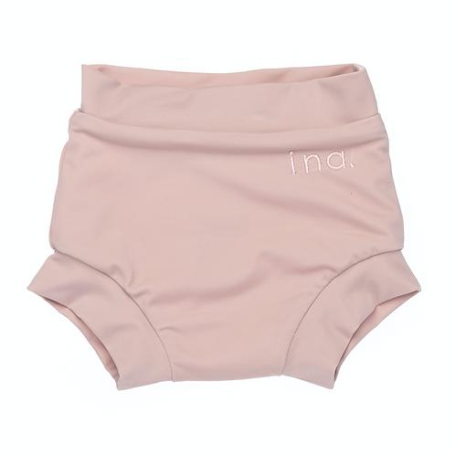 Lumi short swim nappy - Rose