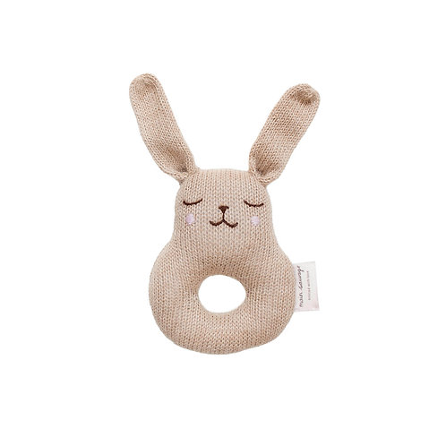 BunnyTeddy rattle - Sand