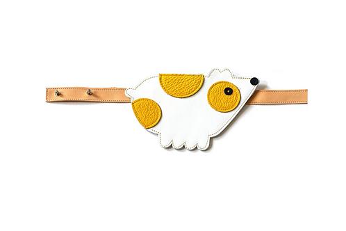 DIDA belt bag Bear - White