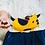 Thumbnail: DIDA belt bag Pig - Yellow