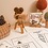 Thumbnail: Super 16 Pro wooden toy camera with tripod