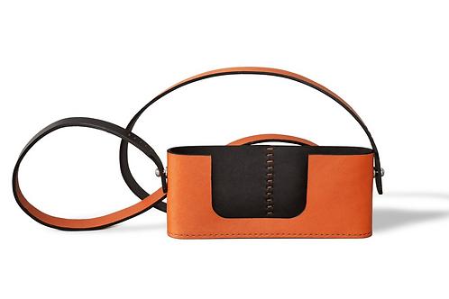WoodCam leather case