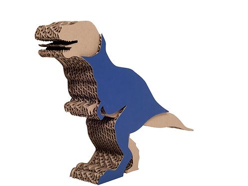 DIY T-Rex figurine