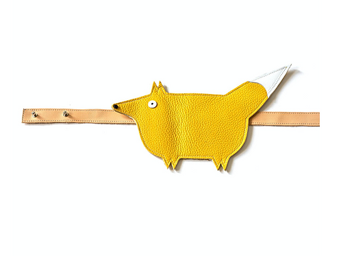 DIDA belt bag Fox- Yellow