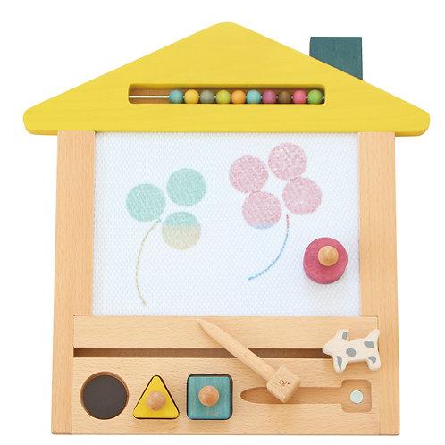 Oekaki house (Dog) Magical drawing board